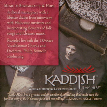 cd - kaddish